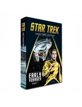 Star Trek Graphic Novel Collection Vol. 9: Early Voyages Part 1 Case (10) *English Version*