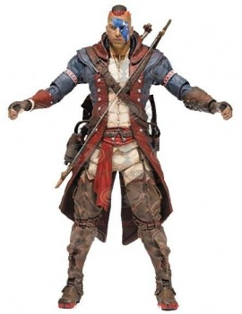Assassin´s Creed Action Figure Series 5 Revolutionar Connor 15 cm
