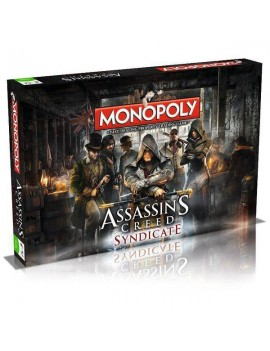 Assassin´s Creed Syndicate Board Game Monopoly *English Version*