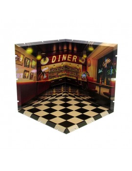 Dioramansion 150 Decorative Parts for Nendoroid and Figma Figures Dine