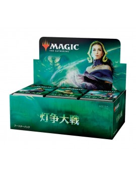 Magic the Gathering War of the Spark Booster Display (36) japanese