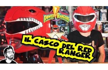 Power Ranger Red Helmet