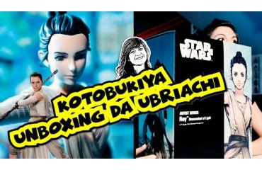 Star Wars Rey Artist Series