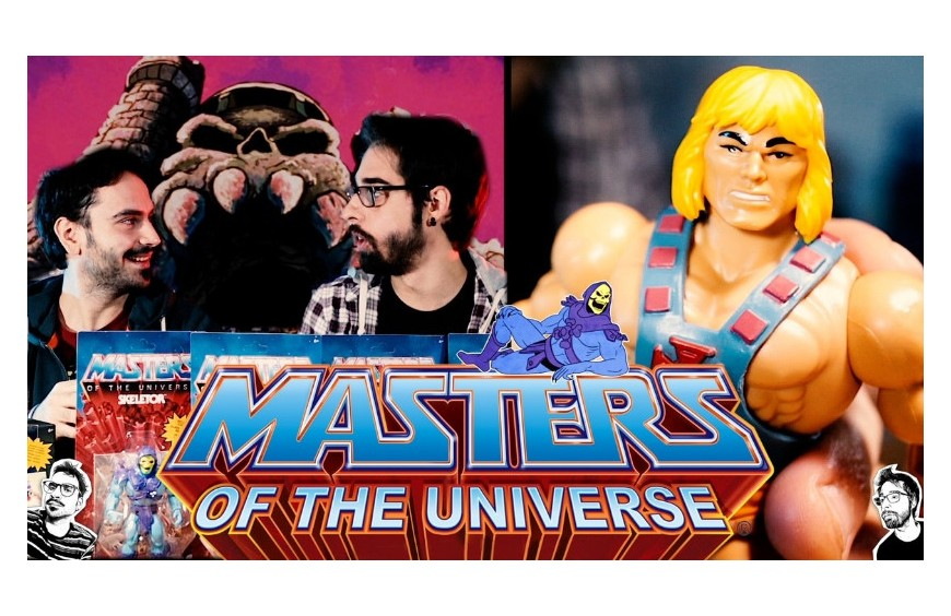 MASTERS OF THE UNIVERSE ORIGINS ACTION fIGURES
