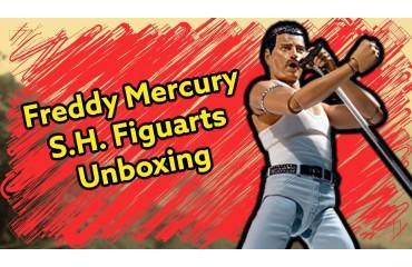 FREDDY MERCURY FIGUARTS BANDAI