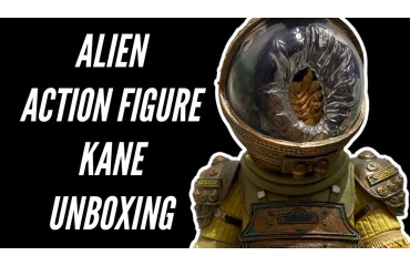Alien Action Figure Kane 40Th Anniversary