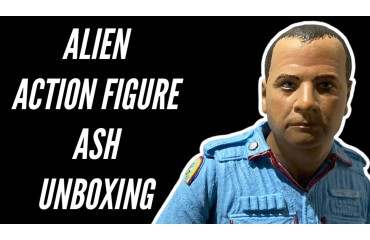 Alien Action Figure Ash 40Th Anniversary