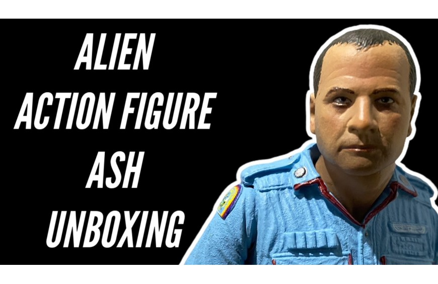 Alien Action Figure Ash 40Th Anniversary