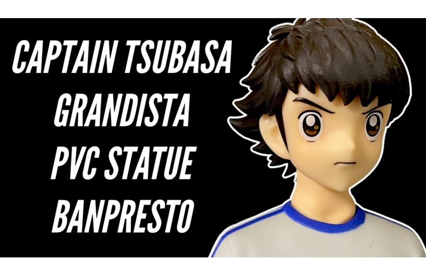 Captain Tsubasa Grandista Pvc Statue