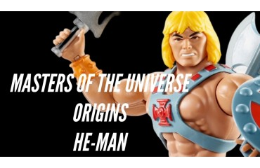 Masters of The Universe Origins He Man