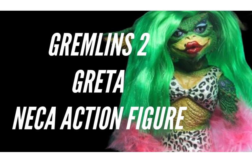 Gremlins Action Figure Ultimate Greta
