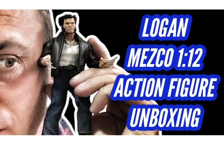 Logan Action Figure Mezco