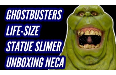Ghostbusters Life Size Statue Figure Slimer Neca