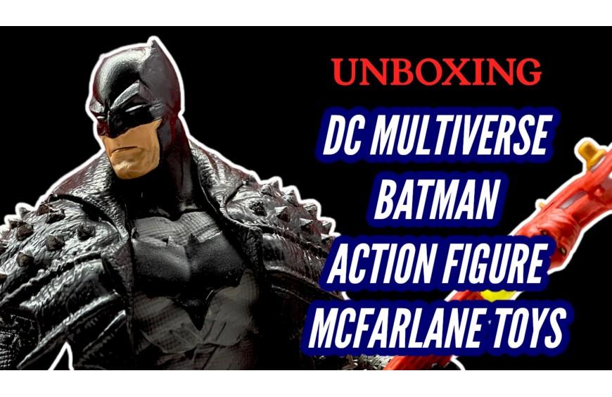 DC Multiverse Batman Death Metal Action Figure