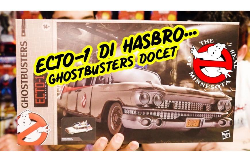 GHOSTBUSTERS ECTO-1 HASBRO